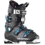 Hombre Salomon Quest Access 80 Ski Zapatillas De Montaña  - Anthracite/Negro/Azul