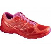 Mujer Rojo Salomon Sonic Pro 2 Zapatillas