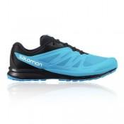Zapatillas De Montaña Hombre Azul/Negro Salomon Sense Pro 2 Trail