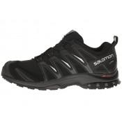 Hombre Zapatillas De Montaña Salomon Xa Pro 3d Gtx Negro/Negro/Blanco