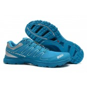 Salomon S-Lab Sense 2 Trail Ultra Ligeroweight Hombre Zapatillas Running Lake Azul Plata