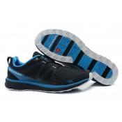 Hombre Salomon S-Wind Zapatillas Deportivas En Negro Armada Azul