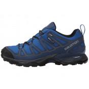 Zapatillas De Montaña Salomon X Ultra Prime Cs Wp Hombre Profundo Agua/SlateAzul/Oscuro Gris