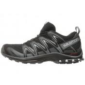 Salomon Xa Pro 3d Hombre Negro/Blanco/Quiet Shade Zapatillas Deportivas