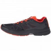Zapatillas Salomon Sonic Pro Negro/Tomato Rojo 37923000 (Hombre)