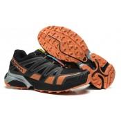 Zapatillas Running Hombre Salomon Xt Hornet Trail Negro Naranja