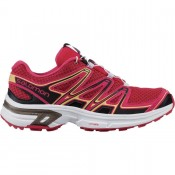Zapatillas Trail Running Salomon Wings Flyte 2 Trail - Mujer Lotus Rosa/Hot Rosa/Negro