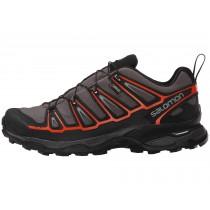 Autobahn/Negro/Tomato Rojo Salomon X Ultra 2 Gtx Hombre Zapatillas Running