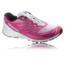 Zapatillas Running Mujer Salomon Sense Mantra 3 Rosa/Blanco