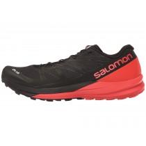 Salomon S-Lab Sense Ultra Hombre/Mujer Negro/Racing Rojo/Blanco