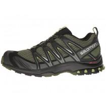Hombre Zapatillas Running De Salomon Xa Pro 3d Chive/Negro/Beluga