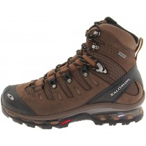 Salomon Quest 4d Gtx Hombre Absolute Marrón-X/Beige/Wood Beige Zapatillas