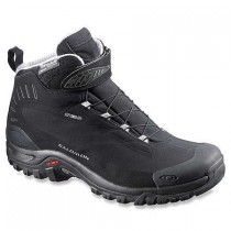 Hombre Botas Salomon Deemax 3 Ts Wp Negro Performance Snow