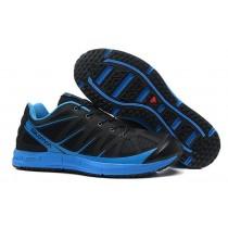 Salomon Kalalau Hombre Zapatillas En Negro Azul