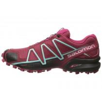 Hombre Salomon Speedcross 4 Tibetan Rojo/Sangria/Negro Zapatillas De Montaña
