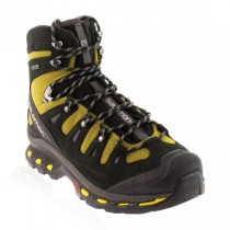 Salomon Quest 4d 2 Gtx Excursionismo Ray Negro Autobahn Zapatillas De Hombre