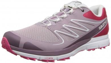Salomon Sense Mantra 2 Zapatillas Mujer - Caliente Rosa/Crocus Púrpura/Blanco