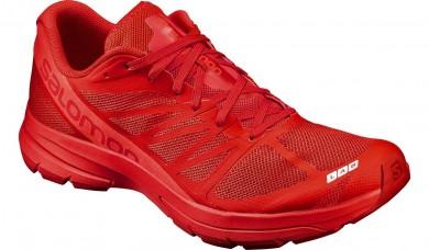 Salomon S-Lab Sonic 2 Trail Mujer/Hombre Zapatillas - Color: Racing Rojo/Molten Lava