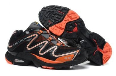 Zapatillas Running Hombre Salomon Xt Hawk Trail Negro Naranja