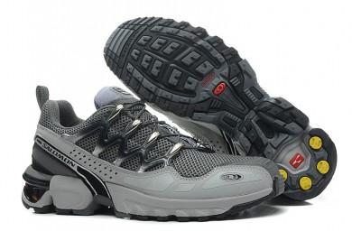 Oscuro Gris Salomon Gcs Hombre Athletic Zapatillas Trail Running