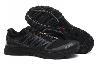 Zapatillas All Negro Hombre Salomon S-Lab Sense 2 Trail Ultra Ligeroweight