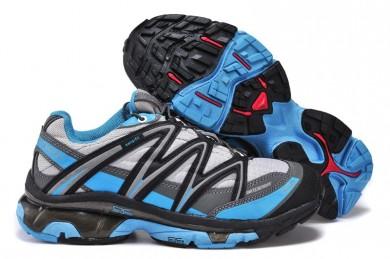 Hombre Salomon Sport Amphibian 2 Zapatillas Lb Gris Negro Azul