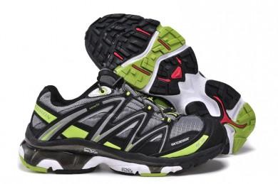 Hombre Zapatillas Lb Negro Gris Verde De Salomon Sport Amphibian 2