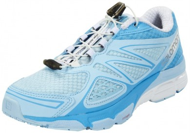 Mujer Salomon X-SCrema 3d Zapatillas Deportivas - Blanco/Azul