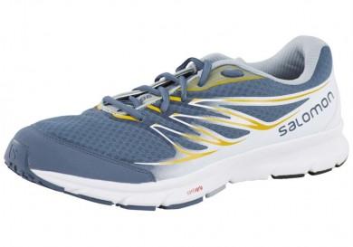 Salomon Sense Link - Azul/Blanco Hombre Zapatillas Running