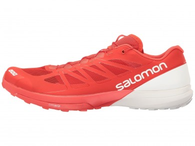 d54e72a8fed ... clearance mujer hombre racing rojo blanco blanco zapatillas de salomon  s lab sense 6 a1447 4d720