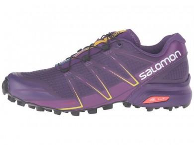 Púrpura/Passion Púrpura/Negro Salomon Speedcross Pro Mujer Cosmic