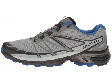 Zapatillas Salomon Wings Pro 2 Hombre MonuHombret/Negro/Nautical Azul