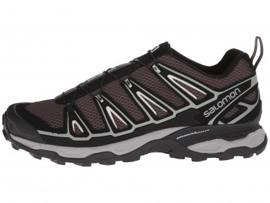 Zapatillas Trail Running Salomon X Ultra 2 Autoban/Negro/Steel Gris Hombre