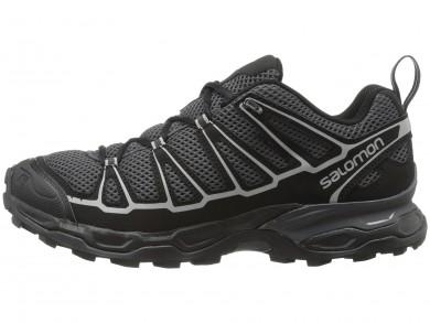Salomon X Ultra Prime Hombre Asphalt/Negro/Aluminium Zapatillas Running