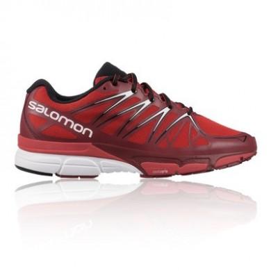 Rojo Zapatillas Running -  Hombre Salomon X-SCrema Foil Trail