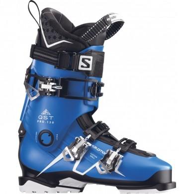 Hombre Zapatillas Salomon Ski Boot Quest Pro 130 Azul/Negro/Plata