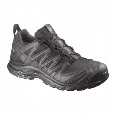 Negro Salomon Xa Pro 3d Gtx Forces Impermeable Tactical Hombre Athletic Zapatillas